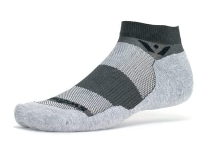 Swiftwick Maxus One Gray Sock
